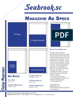 Seabrook Magazine Ad Specs