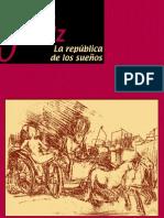 Republica de Los Suenos - Bruno Schulz
