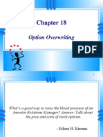 Option Overwriting