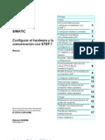 STEP7-Configuraci%A8%AEn Del Hardware Con STEP 7