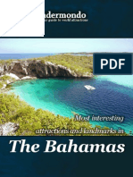 Landmarks and attractions in Bahamas
