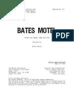 Bates Motel 1x01 Pilot