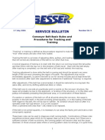 2006-09 - Conveyor Belt Basic Rules and Procedures for Tracking and Training