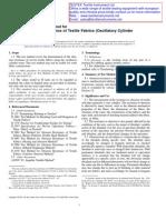 ASTM D4157-Abrasion Test by Oscillatory