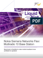 Nokia Siemens Networks Flexi Mr 10 Bts Brochure 19022013