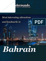 Landmarks and attractions in Bahrain