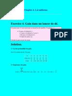 Loi uniforme_gain_dans_un_lance_de_dé