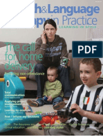 Speech & Language Therapy in Practice, Spring 2006