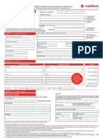 Vodafone Transfer of Ownershipµhfl Form