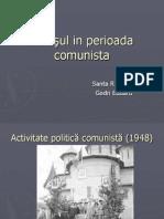 Teiuşul in perioada comunista