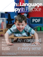 Speech & Language Therapy in Practice, Summer 2005