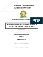 Informe Operaciones y Procesos Unitarios