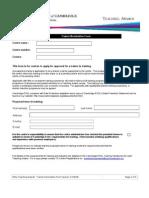 112823 Trainer Nomination Form Version Three