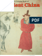 Bellerophon Coloring Book of Ancient China