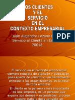 Los Clientes y El Servicio (c.e.)