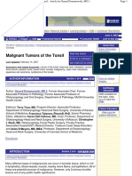 eMedicine - Malignant Tumors of the Tonsil _ Article by Gerard Domanowski, MD †