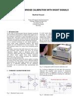 Stressanalysis 1 4 Bridge Calibration