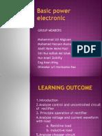 basic power electronic