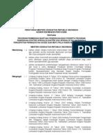 Permenkes 535 2008 Bantuan Pendidikan PPDS