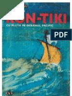Expediţia Kon-Tiki - Cu pluta pe Oceanul Pacific