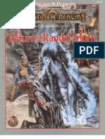 Tsr 9488 Forgotten Realms the Return of Randal Morn