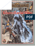 Tsr 9488 Forgotten Realms the Return of Randal Morn