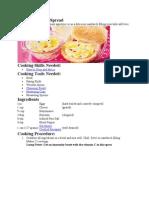 Del MOnte Kitchenomics Recipes