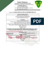 Revisi Baru - Stuktur Kepanitian Munas II