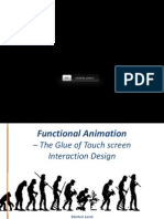 Funktionel Animation - InDiMedia Day 2013