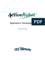 Active Robot Training Manual