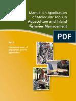 Molecular Tools in Aquaculture Part 1_Basic Concept