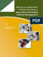 Molecular Tools in Aquaculture Part 2_Laboratory Protocols and Data Analysis