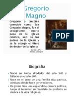Unidad 1 Gregorio Magno - Mateo López