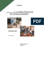 Analisis de La Cadena Productiva de Lacteos Cajamarca