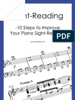 10 Piano Sight Reading Tips