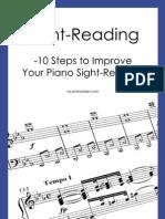 10 Piano Sight Reading Tips