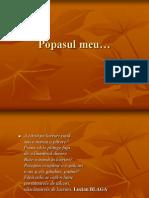 Prezentare ppt - Popasul meu (proiect interesant)