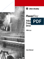 Powerflex 4 User Manual-----------------------------------------ANTECH