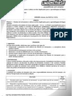 EmentaModulo1_2013_Alfab&Letramento