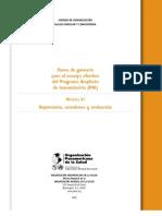 Supervisión, Monitoreo y Evaluación