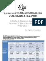 a1-Propuesta de Silabo de Organización y Constitución de