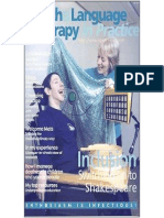 Speech & Language Therapy in Practice, Spring 2002