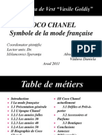 Coco Chanel Power Point