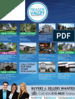 Fraser Valley Real Estate Team - 04.21.2013