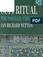 Sufi Ritual the Parallel Universe by Ian Richard Netton