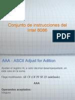 Conjunto+de+Instrucciones+Del+Intel+8086