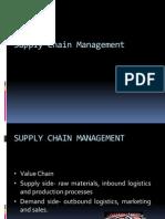 Supply Chain Management (Manajemen Operasional)