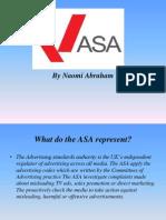 ASA and CAP Codes