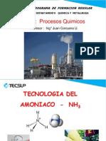 9 . Tecnologia Del Amoniaco