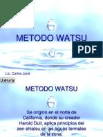 Watsu Presentacion